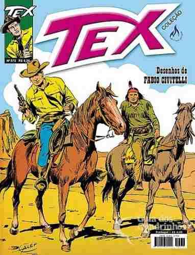 Hq Gibi - Tex Coleção 373  - Vitoria Esportes