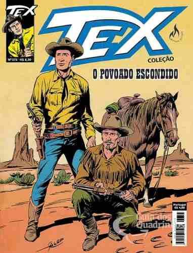 Revista Hq Gibi - Tex Coleção 375 - O Pueblo Escondido  - Vitoria Esportes
