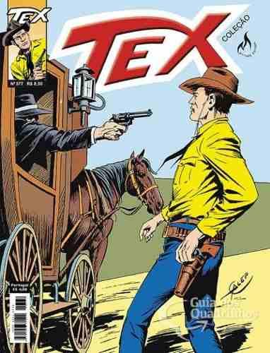 Revista Hq Gibi - Tex Coleção 377  - Vitoria Esportes