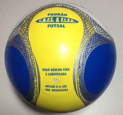 Bola Futsal Vitoria Oficial Termotech - Kit Com 3 Unidades