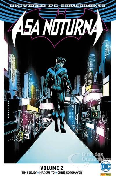 Hq Universo DC Renascimento - Asa Noturna n° 2  - Vitoria Esportes