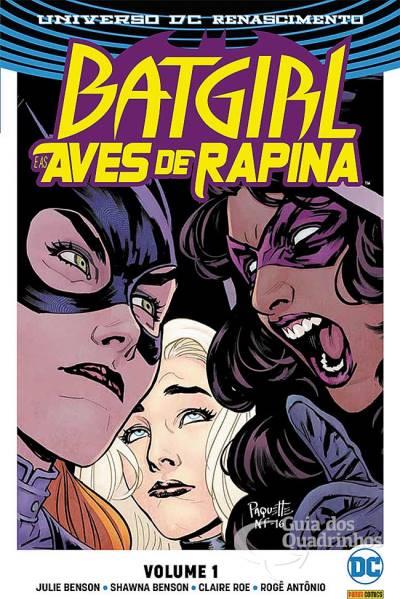 Batgirl e As Aves de Rapina n° 1  - Vitoria Esportes