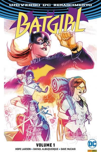 DC Renascimento - Batgirl n° 1  - Vitoria Esportes