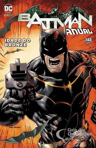 Batman Anual: Idade do Bronze  - Vitoria Esportes