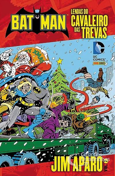 Batman - Lendas do Cavaleiro das Trevas: Jim Aparo n° 7  - Vitoria Esportes