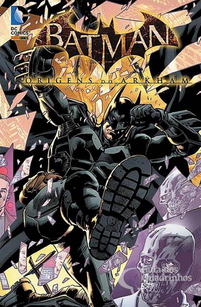 Batman: Origens do Arkham  - Vitoria Esportes