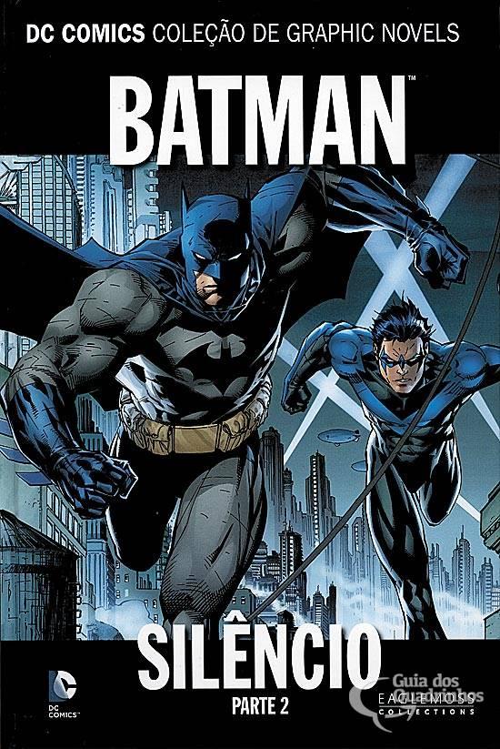 Batman Silêncio - Dc Graphic Novels - Parte 2  - Vitoria Esportes
