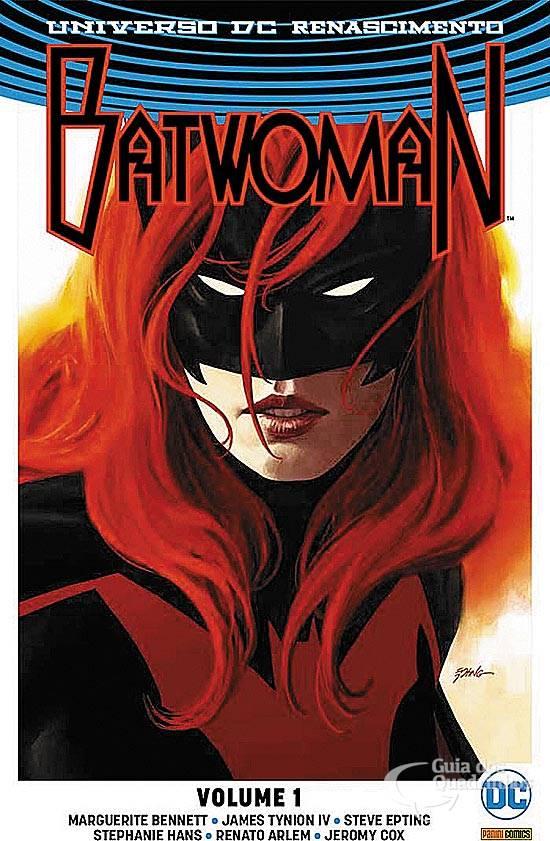 Batwoman n° 1  - Vitoria Esportes