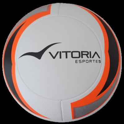 Bola Futebol De Campo Oficial 2 Unidades + Bomba De Ar  - Vitoria Esportes