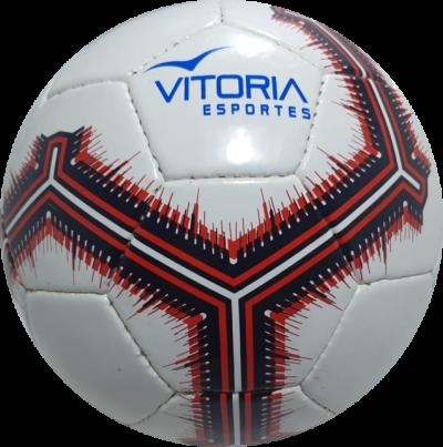 Bola Futebol De Campo Oficial Vitoria Costurada A Mão Mx600 + Bomba  - Vitoria Esportes