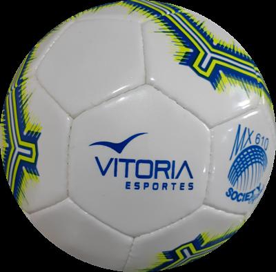 Bola Futebol Sete / Society MX 610 Oficial Vitoria Esportes Costurada a mão  - Vitoria Esportes