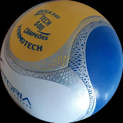 Bola Futsal Vitoria Oficial Termotec Pu 6 Gomos Max 500  - Vitoria Esportes