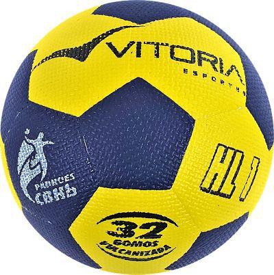 Bola Handebol Oficial Vitoria Grip H1L Mirim  - Vitoria Esportes
