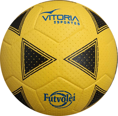Bola Vitoria Futvôlei Garopaba Pró Impermeável Pu Oficial  - Vitoria Esportes