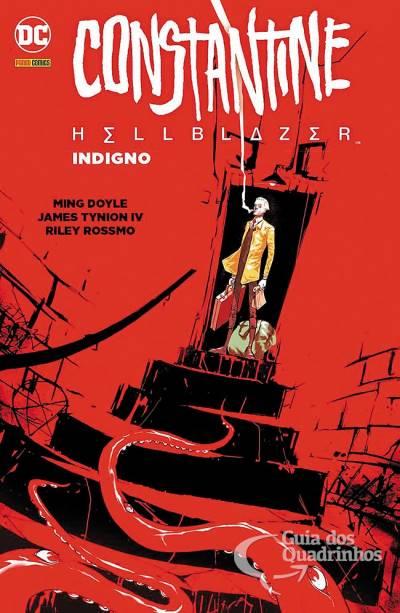 Constantine: Hellblazer n° 2  - Vitoria Esportes