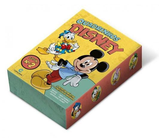 Box Especial 5 Novas Edições Disney  Nº 2  - Vitoria Esportes