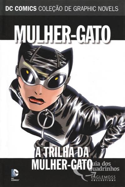 DC Comics - Coleção de Graphic Novels n° 23 - Mulher Gato: A Trilha da Mulher-Gato  - Vitoria Esportes