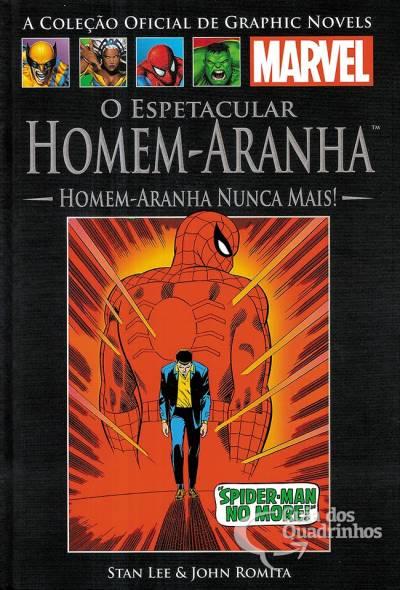Graphic Novels Marvel - Clássicos n° 6 - Homem-Aranha Nunca Mais!  - Vitoria Esportes