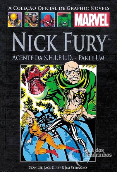 Graphic Novels Marvel - Clássicos n° 8 - Nick Fury, Agente da S.H.I.E.L.D. - Parte Um  - Vitoria Esportes