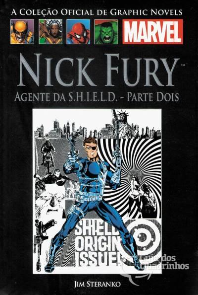 Graphic Novels Marvel - Clássicos n° 9 - Nick fury - Agente da S.H.I.E.l.D - parte 2  - Vitoria Esportes