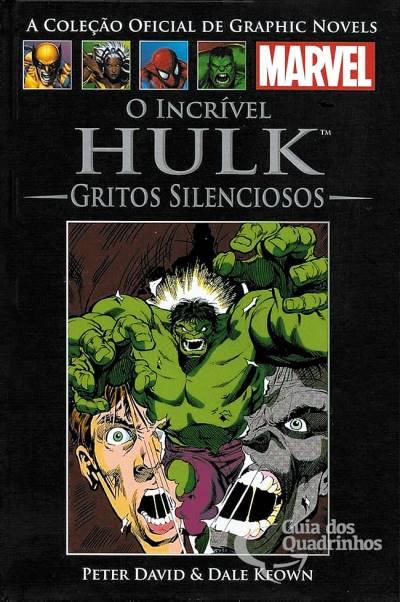 Graphic Novels Marvel n° 11 - O incrível Hulk - Gritos silenciosos  - Vitoria Esportes