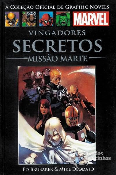 Graphic Novels Marvel n° 62 - Vingadores secretos missão marte  - Vitoria Esportes