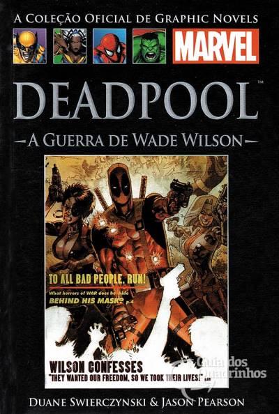 Graphic Novels Marvel n° 63 - Deadpool A guerra de wade wilson  - Vitoria Esportes