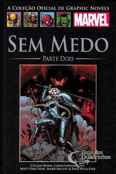 Graphic Novels Marvel n° 77 - Sem medo parte 2  - Vitoria Esportes