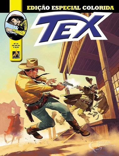 Hq Gibi Tex Especial Colorida 14 - 5 Histórias Completas  - Vitoria Esportes