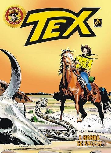 Hq Tex Em Cores 37 - A Horda Selvagem  - Vitoria Esportes