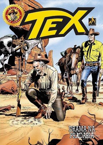 Hq Tex Em Cores 38 - Drama Na Pradaria  - Vitoria Esportes