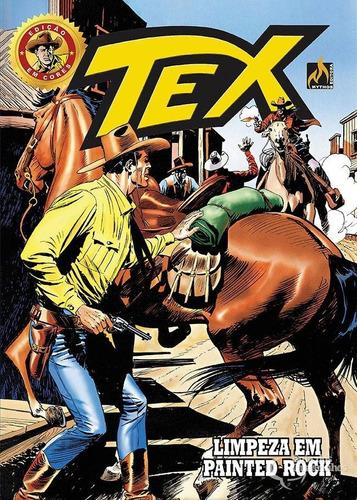 Hq Tex Em Cores 41 - Limpeza Em Painted Rock  - Vitoria Esportes