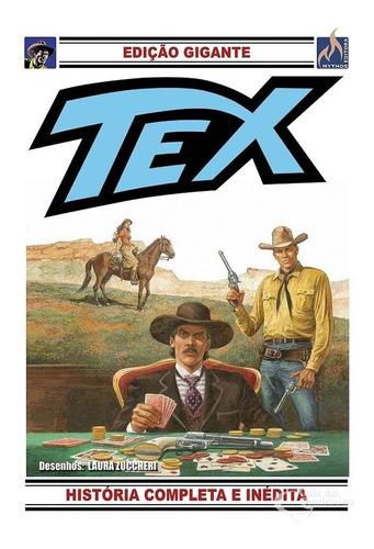 Hq Tex Gigante 34 - A Vingança De Doc Holliday  - Vitoria Esportes