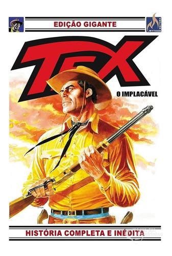 Hq Tex Gigante 35 - O Implacável  - Vitoria Esportes