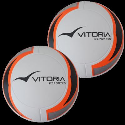 kit 2 Bolas Futebol De Campo Oficial Vitoria Termofusion  - Vitoria Esportes