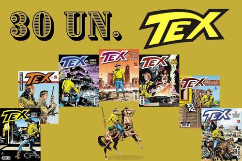 Kit 30 Hqs Gibi Tex Mensal, Coleção Ou Almanaque  - Vitoria Esportes