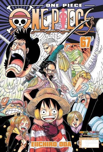 Kit Hq Mangá One Piece 5 Edições Novas Lacradas A Escolher  - Vitoria Esportes
