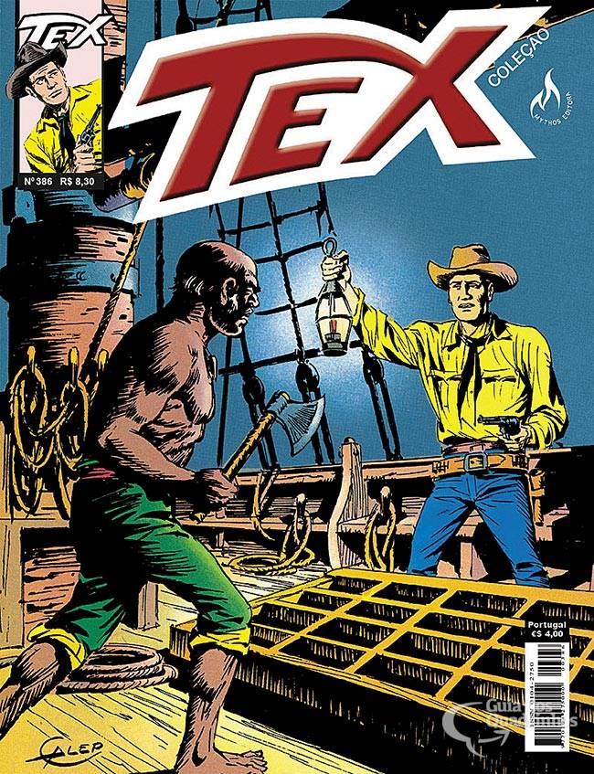 Revista Hq Gibi - Tex Coleção 386  - Vitoria Esportes