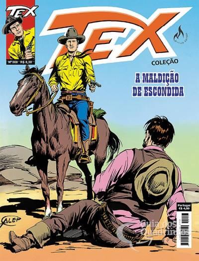 Hq Gibi - Tex Coleção 388  - Vitoria Esportes