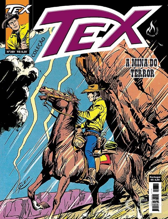 Revista Hq Gibi - Tex Coleção 389  - Vitoria Esportes