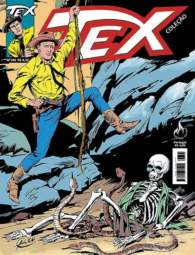 Revista Hq Gibi - Tex Coleção 390  - Vitoria Esportes