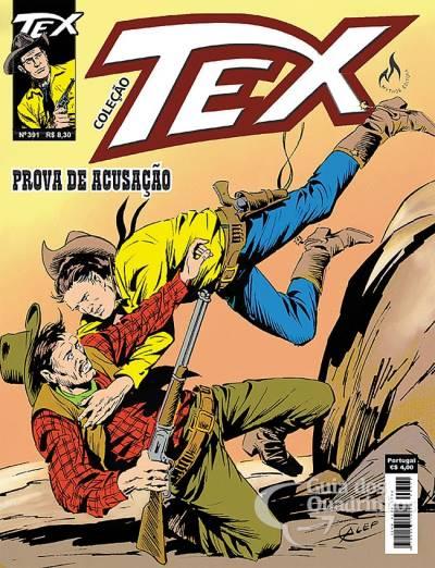 Revista Hq Gibi - Tex Coleção 391  - Vitoria Esportes