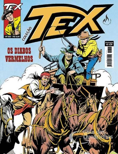 Hq Gibi - Tex Coleção 392  - Vitoria Esportes