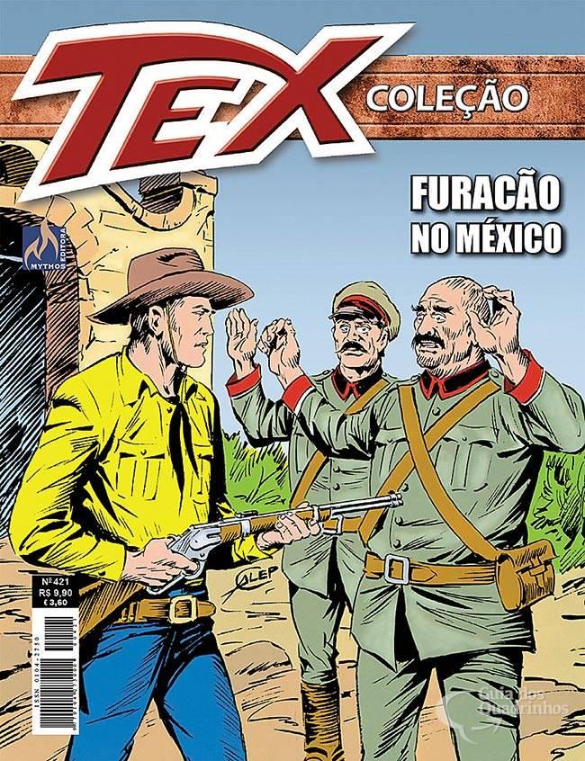 Revista Hq Gibi - Tex Coleção 421  - Vitoria Esportes