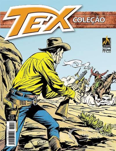 Hq Gibi - Tex Coleção 423  - Vitoria Esportes