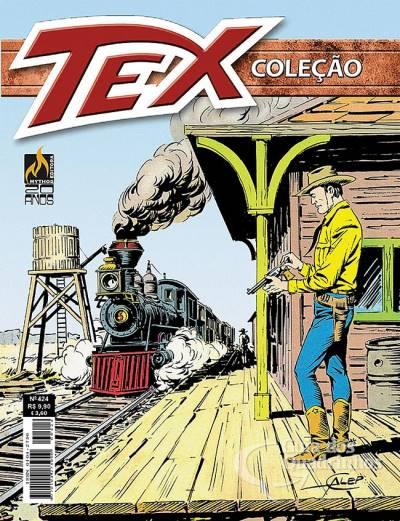 Hq Gibi - Tex Coleção 424  - Vitoria Esportes