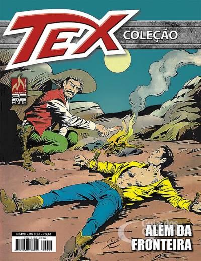 Revista Hq Gibi - Tex Coleção 428  - Vitoria Esportes