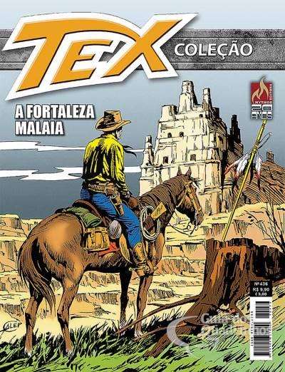 Hq Gibi - Tex Coleção 436  - Vitoria Esportes