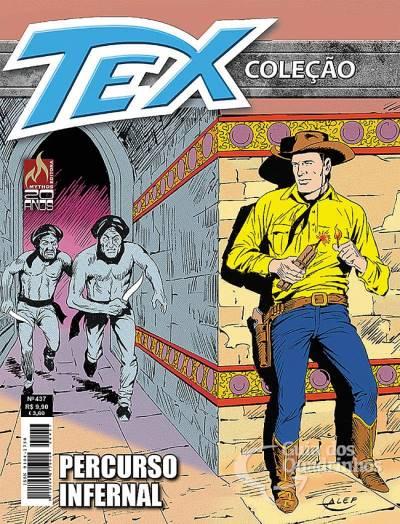 Revista Hq Gibi - Tex Coleção 437  - Vitoria Esportes