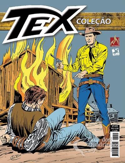 Revista Hq Gibi - Tex Coleção 439  - Vitoria Esportes